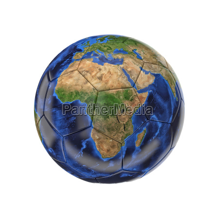 world soccer ball