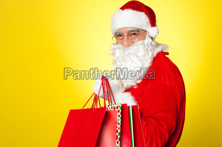 shopaholic santa is coming to you