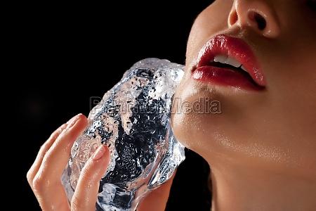 the transparent sensuality