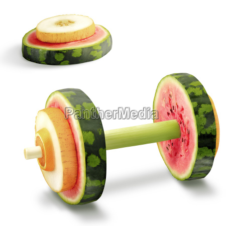 fruits for sports