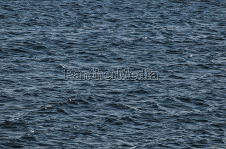 detailed texture of sea water