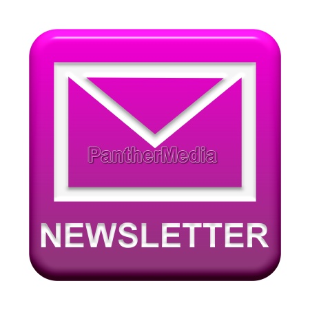 pink button newsletter