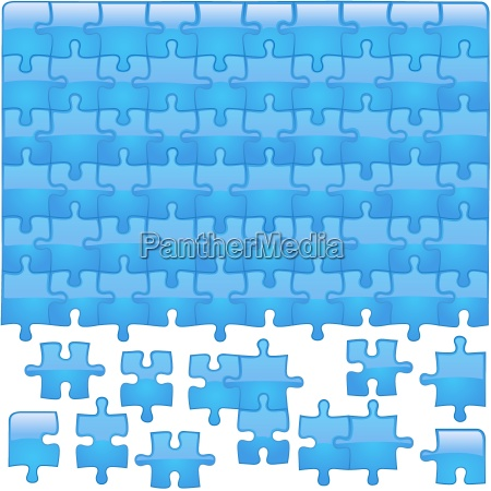 glassy puzzle