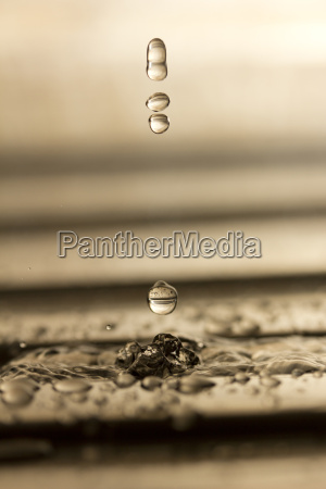 water water droplets