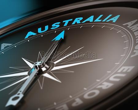 travel destination australia