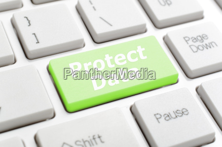 protect data key on keyboard