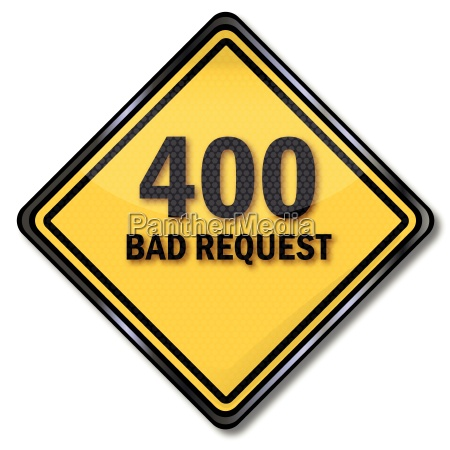 computerchild 400 bad request