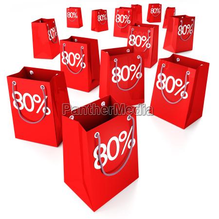 shopping bags 80
