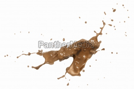 action beverage beverages brown paint cacao