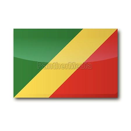 flag republic of the congo
