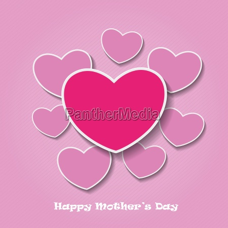 happy mothersday oldpink heartpapers