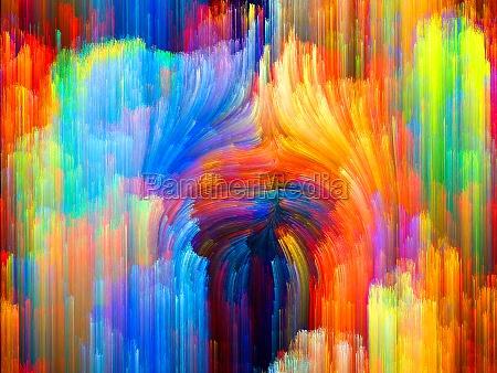 colorful dynamics