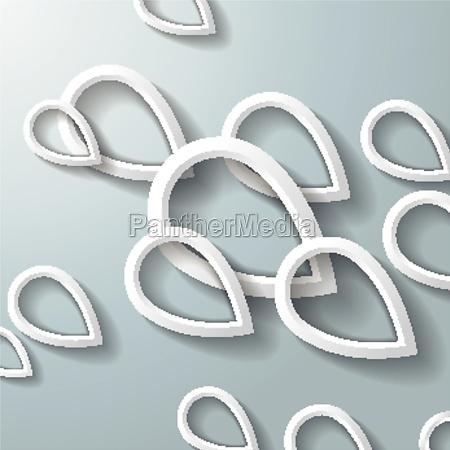 white drop rings 2