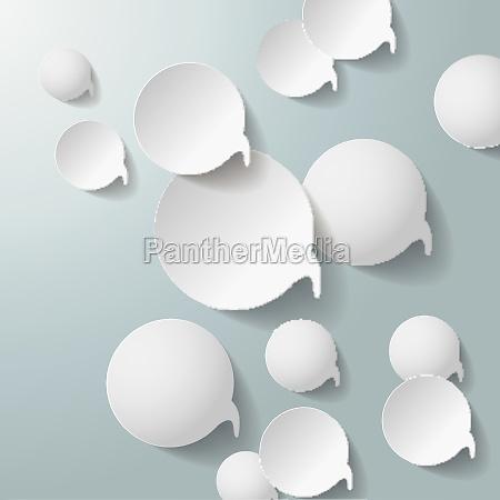 white drop rings