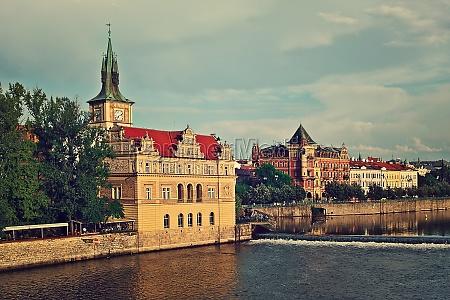 old city of prague czech republic
