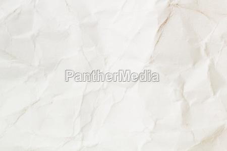 bright crumpled paper