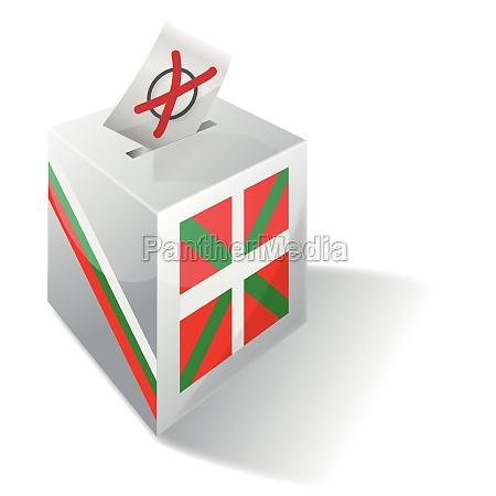 selection box basque country