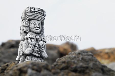statua di maya