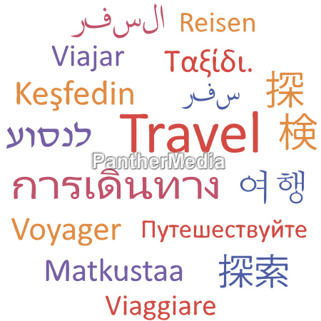 travel languages