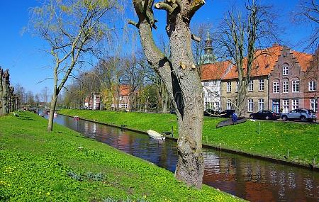 friedrichstadt historic old town