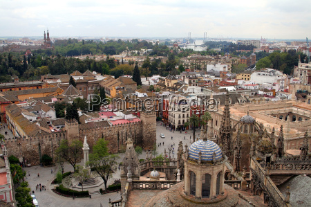 seville from the top