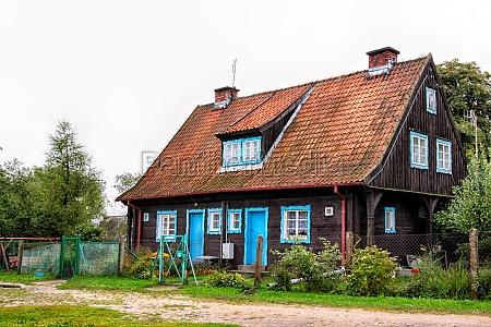 old masuran house