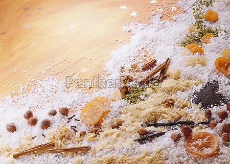 advent advent baking almond almonds arrangement