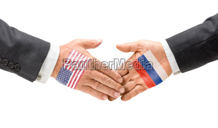 usa and russia shake hands