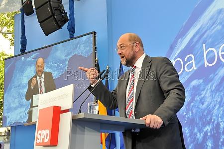 president of the european parliament martin