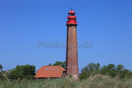 fluegger lighthouse fehmarn