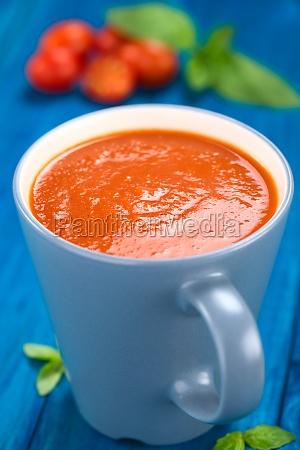 vegetable vegetarian tomato soup pottage tomato