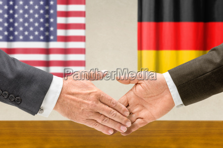 representatives of the usa and germany
