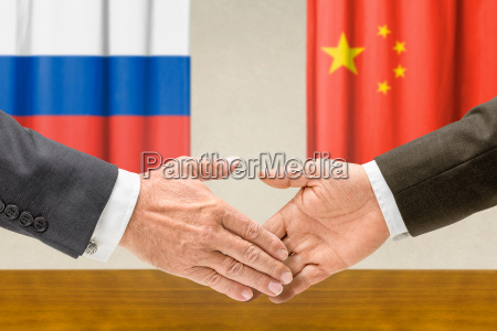 representatives of russia and china reach
