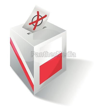 election box poland