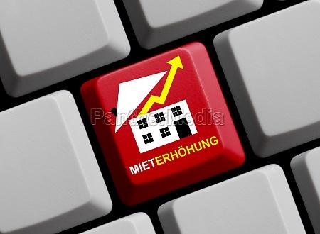 rent, increase - 11703145