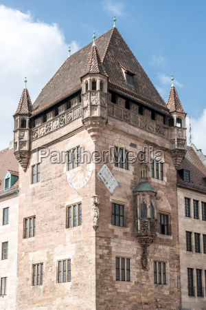 medieval residence tower