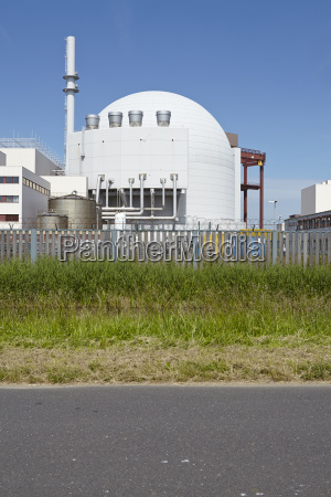 brokdorf germany nuclear power plant