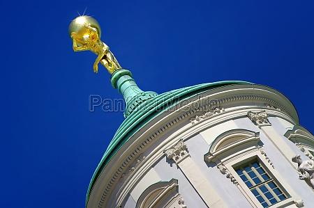 garrison church in potsdam by the