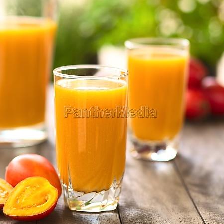 tamarillo juice