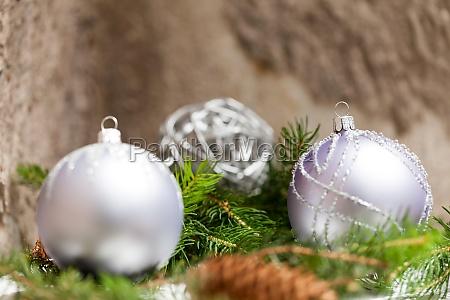 invierno decoracion arbol de navidad festivo