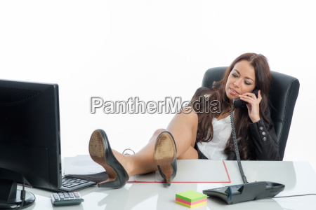 private conversation in the office