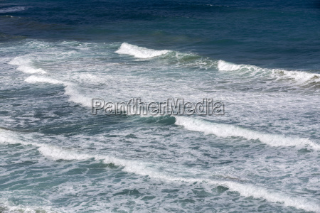 waves on the north coast of