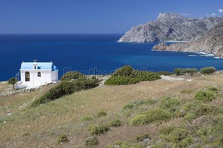 island of karpathos west coast greece