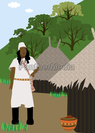 indian tribe kogi of colombia