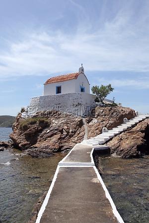 the chapel of agios issidoros on