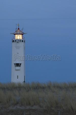 noordwijk lighthouse