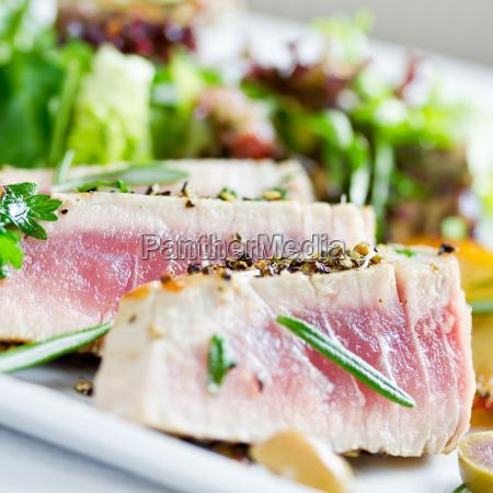 tuna fried