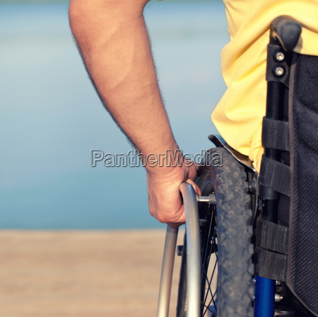 detail wheelchairs