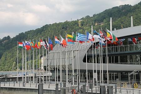 the bregenz harbour
