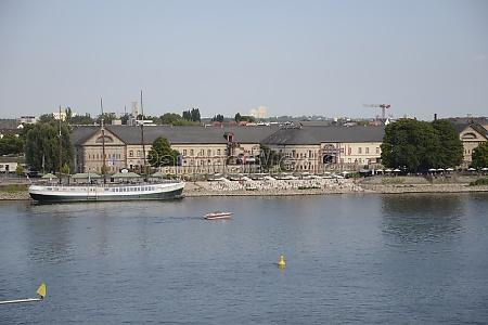 sailboat in wiesbaden